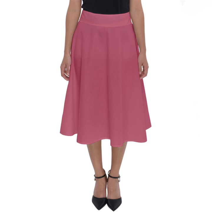 Rosey Perfect Length Midi Skirt
