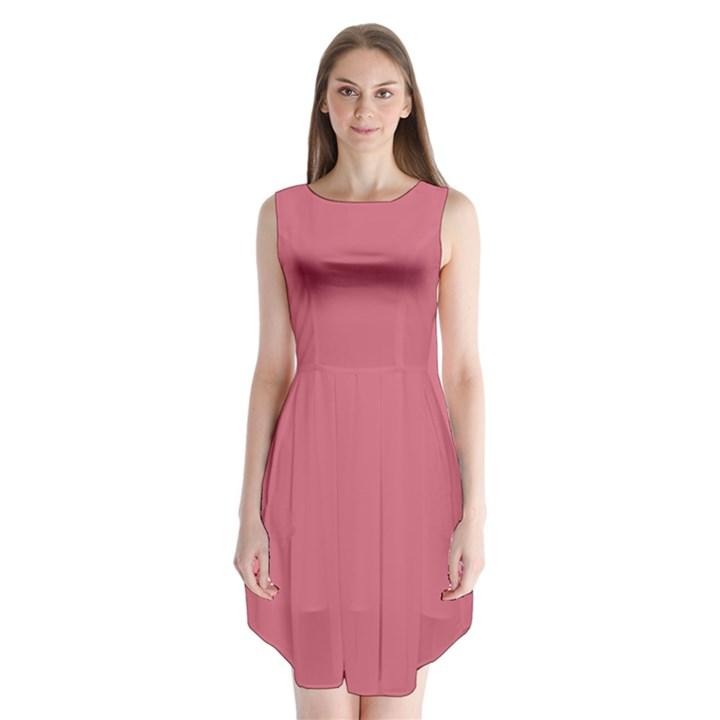 Rosey Sleeveless Chiffon Dress