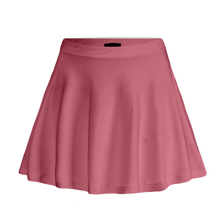 Rosey Mini Flare Skirt