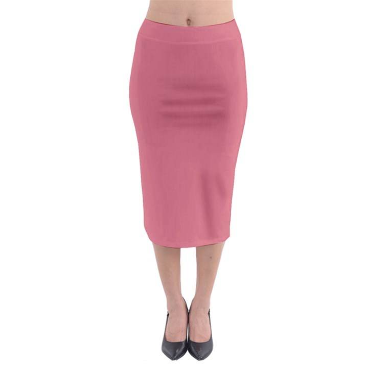 Rosey Midi Pencil Skirt