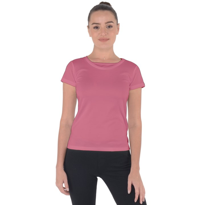 Rosey Short Sleeve Sports Top