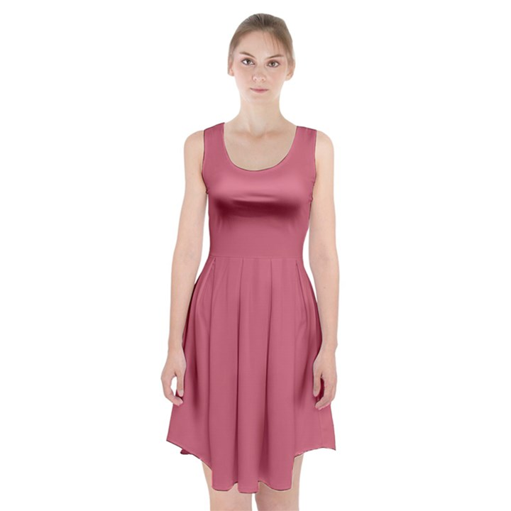 Rosey Racerback Midi Dress