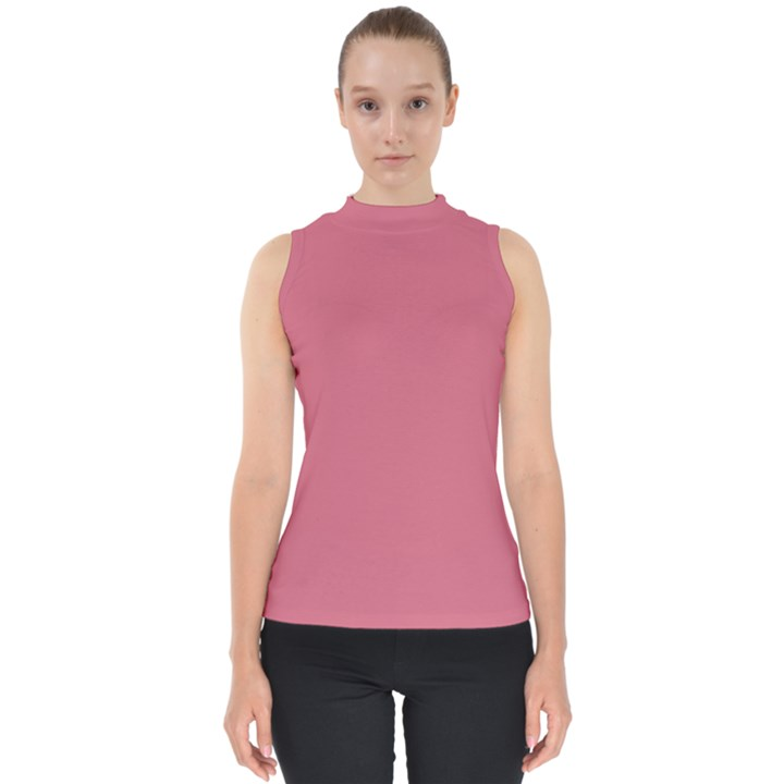 Rosey Shell Top