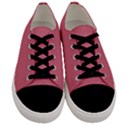 Rosey Men s Low Top Canvas Sneakers View1