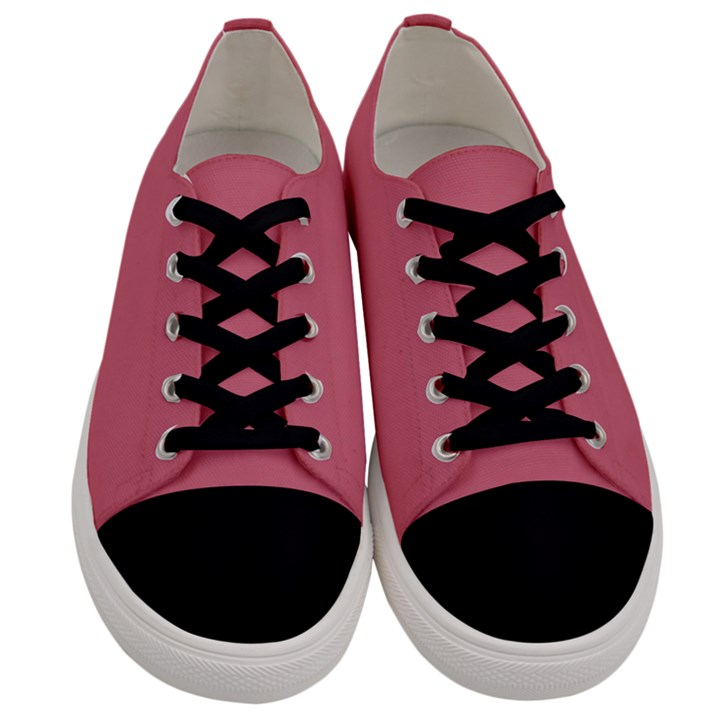 Rosey Men s Low Top Canvas Sneakers