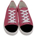Rosey Women s Low Top Canvas Sneakers View1