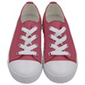 Rosey Kids  Low Top Canvas Sneakers View1