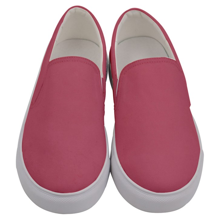 Rosey Men s Canvas Slip Ons