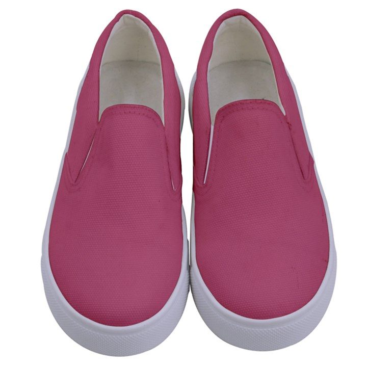 Rosey Kids  Canvas Slip Ons