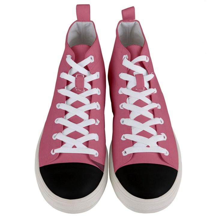 Rosey Men s Mid-Top Canvas Sneakers