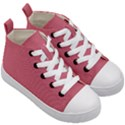 Rosey Kid s Mid-Top Canvas Sneakers View3