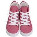 Rosey Kid s Hi-Top Skate Sneakers View1