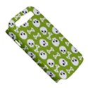 Skull Bone Mask Face White Green Samsung Galaxy S III Hardshell Case (PC+Silicone) View5