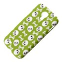 Skull Bone Mask Face White Green Samsung Galaxy S4 I9500/I9505 Hardshell Case View4