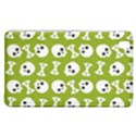Skull Bone Mask Face White Green Samsung Galaxy Tab Pro 8.4 Hardshell Case View1