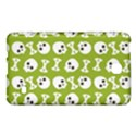 Skull Bone Mask Face White Green Samsung Galaxy Tab 4 (7 ) Hardshell Case  View1