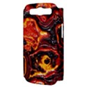 Lava Active Volcano Nature Samsung Galaxy S III Hardshell Case (PC+Silicone) View3