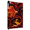 Lava Active Volcano Nature Apple iPad Mini Hardshell Case View2