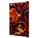 Lava Active Volcano Nature Apple iPad Mini Hardshell Case View3