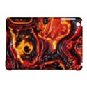 Lava Active Volcano Nature Apple iPad Mini Hardshell Case (Compatible with Smart Cover) View1
