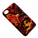 Lava Active Volcano Nature Apple iPhone 4/4S Hardshell Case with Stand View5
