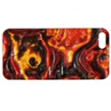 Lava Active Volcano Nature Apple iPhone 5 Hardshell Case with Stand View1