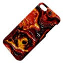Lava Active Volcano Nature Apple iPhone 5 Hardshell Case with Stand View4