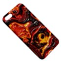 Lava Active Volcano Nature Apple iPhone 5 Hardshell Case with Stand View5