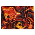 Lava Active Volcano Nature Samsung Galaxy Tab 10.1  P7500 Flip Case View1
