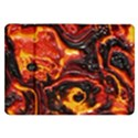 Lava Active Volcano Nature Samsung Galaxy Tab 8.9  P7300 Flip Case View1