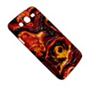 Lava Active Volcano Nature Samsung Galaxy Mega 5.8 I9152 Hardshell Case  View5