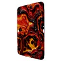 Lava Active Volcano Nature Samsung Galaxy Tab 3 (10.1 ) P5200 Hardshell Case  View3