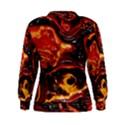 Lava Active Volcano Nature Women s Sweatshirt View2