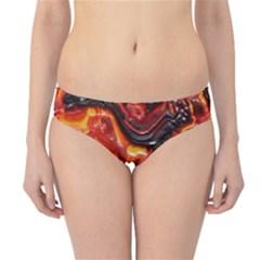 Lava Active Volcano Nature Hipster Bikini Bottoms