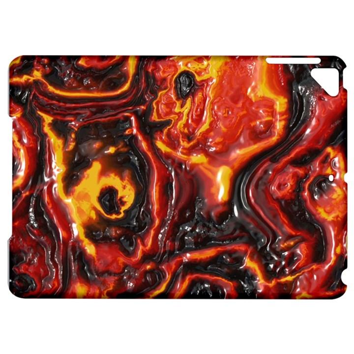 Lava Active Volcano Nature Apple iPad Pro 9.7   Hardshell Case