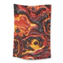 Lava Active Volcano Nature Small Tapestry View1