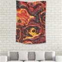 Lava Active Volcano Nature Small Tapestry View2