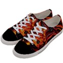 Lava Active Volcano Nature Women s Low Top Canvas Sneakers View2