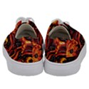 Lava Active Volcano Nature Kids  Low Top Canvas Sneakers View4