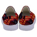 Lava Active Volcano Nature Kids  Canvas Slip Ons View4