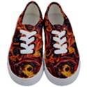 Lava Active Volcano Nature Kids  Classic Low Top Sneakers View1