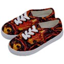Lava Active Volcano Nature Kids  Classic Low Top Sneakers View2