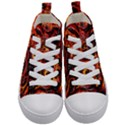 Lava Active Volcano Nature Kid s Mid-Top Canvas Sneakers View1