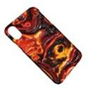 Lava Active Volcano Nature Apple iPhone X Hardshell Case View5