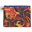 Lava Active Volcano Nature Canvas Cosmetic Bag (XXL) View1