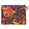 Lava Active Volcano Nature Canvas Cosmetic Bag (XXL) View2