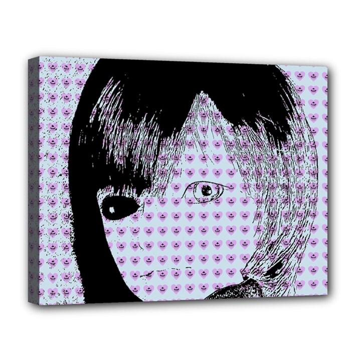 Heartwill Canvas 14  x 11