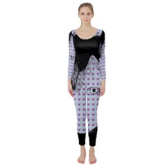 Heartwill Long Sleeve Catsuit