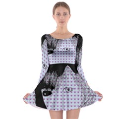 Heartwill Long Sleeve Skater Dress