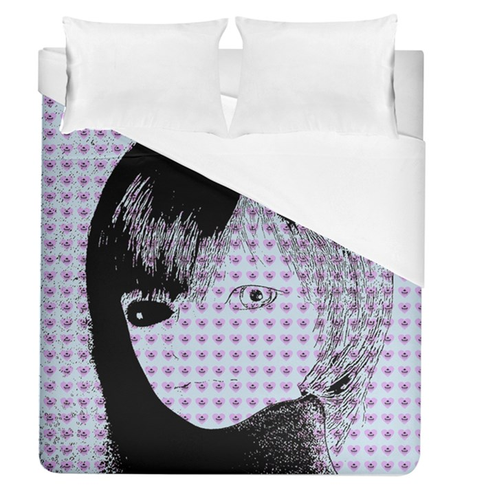 Heartwill Duvet Cover (Queen Size)